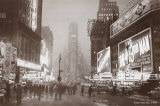 Times Square Print