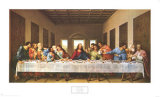 The Last Supper,1497 Posters af Leonardo da Vinci,