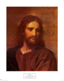 Christ at Thirty Three Prints by Heinrich Hofmann
