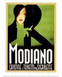 Franz Lenhart - Modiano 1935 - Reprodüksiyon