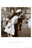 Kissing the War Goodbye Posters af Victor Jorgensen