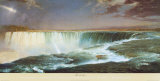 Niagara Falls Posters by Frederic Edwin Church