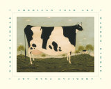 American Cow Prints by Warren Kimble