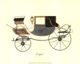 Carriage Series Coupe Posters