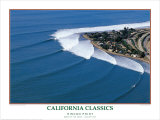 Rincon Point Prints by Woody Woodworth