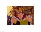 Quasimodo (Der Glöckner von Notre Dame)– ©Disney Kunstdrucke
