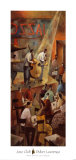 Jazz Club Prints by Didier Lourenco