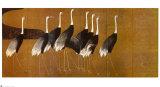 Żurawie Reprodukcje autor Ogata Korin
