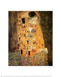 Le Baiser, vers 1907 Posters par Gustav Klimt