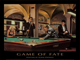 Game of Fate Posters by Chris Consani