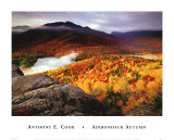 Adirondack Autumn Art by Anthony E. Cook