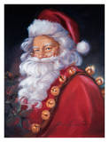 St. Nick Prints by Susan Comish
