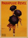 Parapluie-Revel Affiches par Leonetto Cappiello