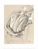 Female Nudes Prints by Francine Van Hove