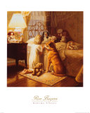 Bedtime Prayers Prints by Ron Bayens