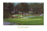 Augusta 11th Poster by Jim Harrington