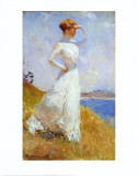 Sunlight Art by Frank Weston Benson