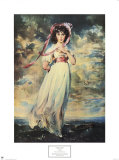 Pinkie, Sarah Barrett Moulton, 1794 Prints by Thomas Lawrence