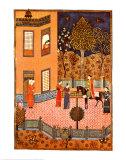 Shahnameh Baysunqur Prints