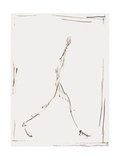 Man Walking Prints by Alberto Giacometti