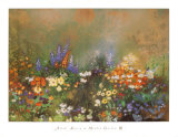 Meadow Garden III Prints by Aleah Koury