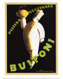 Buitoni 1928 Posters by Federico Seneca