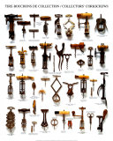 Collectors' Corkscrews Posters