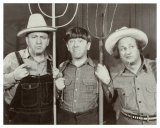 The Three Stooges Plakater