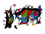 Joan Miró - Joan Miro İşi - Art Print