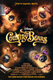 The Country Bears Posters
