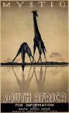 Suráfrica mística Lámina por Gayle Ullman