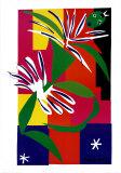 Bailarina criolla, 1950 Lámina por Henri Matisse