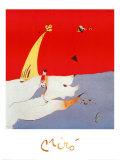 Joan Miró - Paysage, c.1925 - Poster