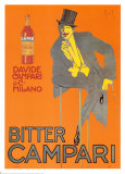 Bitter Campari Posters