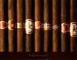Quintessential Cigar Posters by Allen Prier