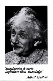 Einstein: Imagination Prints