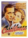 Casablanca, plakat filmowy Plakaty