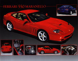 Car Ferrari 550 Maranello Photo