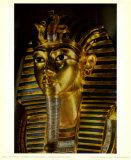 Funeral Mask of Tutank Prints