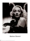 Marlene Dietrich Kunstdruck