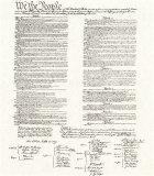 Constitución Lámina giclée