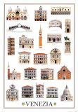 Architecture, Venice Prints