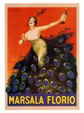 Marsala Florio Plakat