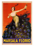 Marsala Florio Prints