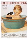 Good Housekeeping (Zeitschrift) Kunstdruck