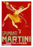 Martini & Rossi - Spumanti Martini Affiches