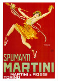 Martini and Rossi, Spumanti Martini Posters