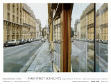 Paris Street Scene Prints by Richard Estes