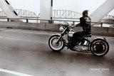 Danny Lyon - Crossing the Ohio River Plakát