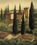 Tuscan Hillside II Art by Maurizio Moretti